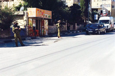 جيش الاحتلال يقتحم جامعة (بيرزيت) بحملة تخريب ومصادرة