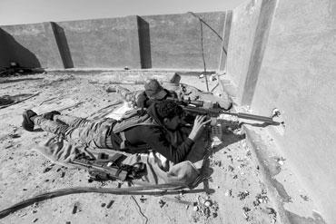 العراق: القوات تشن عملية أمنية بحثا عن 3 أميركيين مختطفين