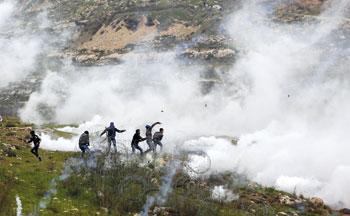 حشد فلسطيني للتصدي لمخططات الاحتلال لترحيل الفلسطينيين من «عين الرشراش»