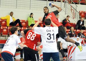 منتخبنا الوطني يفوت فرصة اللعب على المركز الخامس ويلاقي الإماراتي على المركز السابع