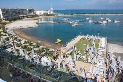 مشروع عُمان للإبحار يستعد للنسخة السادسة من أسبوع المصنعة للإبحار الشراعي