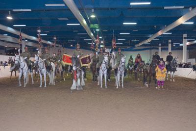 إسدال الستار عن المعرض الدولي الخامس للخيل والإبل والتراث (أصايل عمانية)
