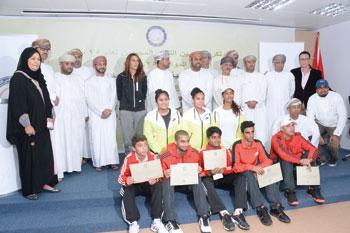 اتحاد التنس يكرم أصحاب الإنجازات لعام 2015