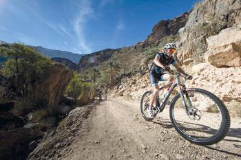 اليوم كشف تفاصيل بطولة الدراجات الهوائية الجبلية