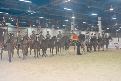 افتتاح المعرض الدولي الخامس للخيل والإبل والتراث( أصايل عمانية ) .. الثلاثاء القادم