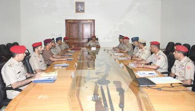 مجلس إدارة الاتحاد العماني للرماية يعقد اجتماعه الأول لعام 2016م
