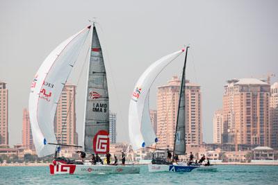 انطلاق المرحلة الأولى من دبي ووصول القوارب لمياه السلطنة في 22 فبراير