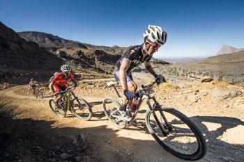 اللجنة العمانية للدراجات الهوائية تكشف تفاصيل النسخة السادسة لسباق الدراجات الجبلية