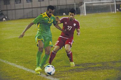 اليوم ثلاث مباريات حاسمة في دوري الدرجة الأولى للقدم