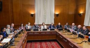 سوريا : (جنيف3 ) ينطلق بلقاء مع وفد الحكومة وغياب (وفد الرياض)
