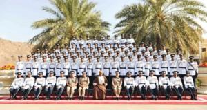 فـي يوم شرطة عمان السلطانية..دفعة جديدة تنضم إلى «العيون الساهرة»