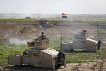 العراق: قتلى وجرحى في اشتباكات بين الجيش وداعش