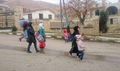 الجيش السوري يبدأ عملية «خان العسل» ويتقدم بريفي إدلب وحماة