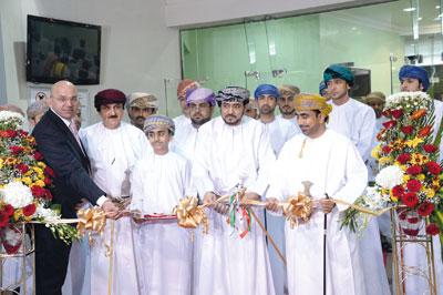 انطلاق فعاليات المعرض الدولي للخيل والإبل والتراث ( أصايل عمانية)