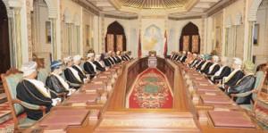 جلالة السلطان يستعرض الأوضاع المحلية والإقليمية والدولية لدى ترؤسه مجلس الوزراء