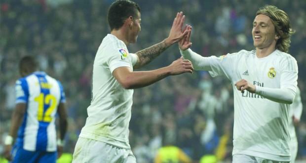 ريال مدريد يضرب بقوة وإشبيلية خامسا وفشل جاري نيفيل مستمر