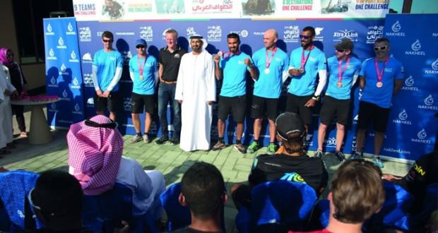 أفيردا يكسب سباق المرسى بإمارة دبي والقوارب تحط الرحال في أبوظبي وتيرة المنافسة تشتد بعد كل مرحلة واليوم جولة ثانية في مرسى قصر الإمارات
