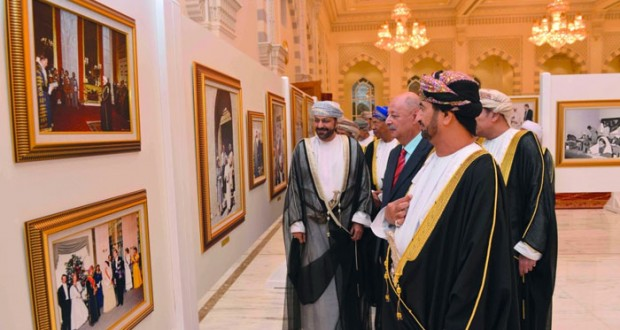 """""""ملامح من مسيرة عمان الحديثة"""" .. ذاكرة وطنية للنهضة العمانية"""