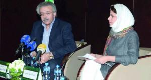 """""""ذاكرة المكان"""" .. أمسية نقاشية تستعرض روايات الفلسطيني إبراهيم نصر الله"""