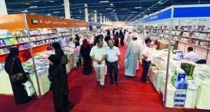 معرض مسقط الدولي للكتاب يشهد حركة شرائية نشطة في يومه الثالث