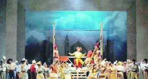 فرقة مسرح فينيس تواصل تقديم عروضها على مسرح دار الأوبرا السلطانية مسقط