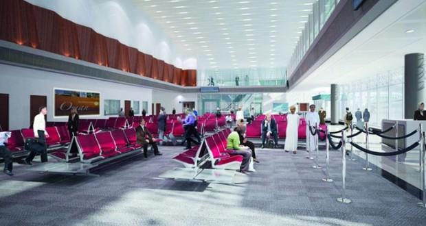 الرئيس التنفيذي للهيئة العامة للطيران المدني: الانتهاء من أعمال الحزمتين الأولى والثانية بمطار الدقم