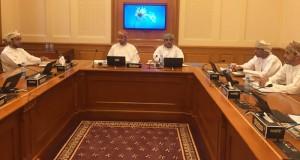 """فريق عمل """"اقتصادية"""" الشورى يستعرض التحديات التي تواجه القطاع الخاص"""