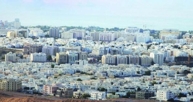 التداول العقاري بالسلطنة يتجاوز الـ4.14 مليار ريال عماني في عام 2015