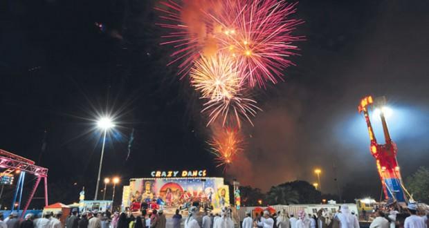 مهرجان مسقط.. ختام ووعد بفعاليات جديدة في 2017