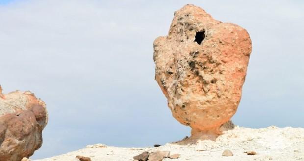 أفكار شبابية لتطوير حديقة «صخور الدقم»