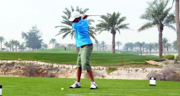 البحرين والإمارات تتصدران منافسات خليجي ناشئي الجولف تحت 15 سنة