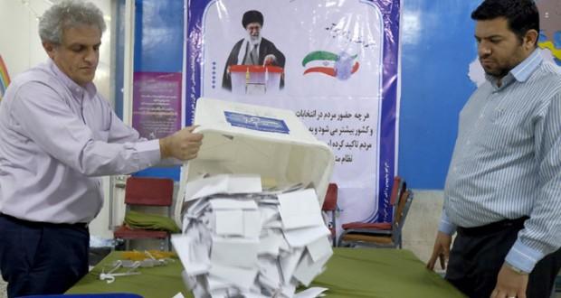 إيران تترقب نتائج الانتخابات العامة بنسب مشاركة وصلت 60%