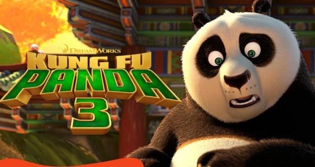 """""""كونج فو باندا 3″ يتصدر شباك تذاكر السينما الأميركية"""