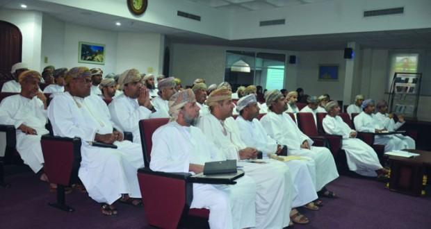 لجنة الجودة بالبلديات الاقليمية تناقش الاستعداد لمرحلة مراجعة الإدارة العليا (المرحلة الثانية)