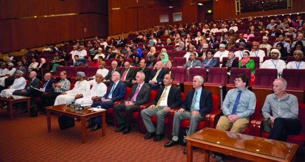 الكلية العسكرية التقنية تنظم مؤتمر اللغة الإنجليزية