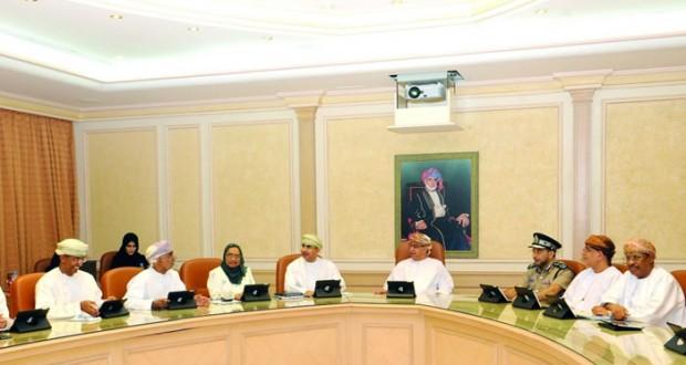 مجلس الأمناء الأول بالمجلس العماني للاختصاصات الطبية يناقش خطة عمله في العام الجاري