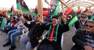 ليبيا: الجيش ينفذ غارات على داعش بدرنة ويصد هجوما ببنغازي