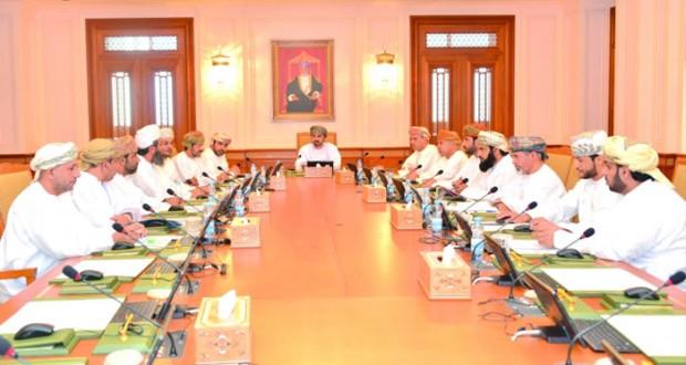 مكتب مجلس الشورى يطلع على الردود الوزارية المحالة من مجلس الوزراء