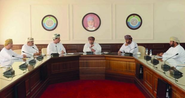 لجنة التعدين بالغرفة تناقش واقع قطاع التعدين والمعوقات والتحديات التي تواجهه