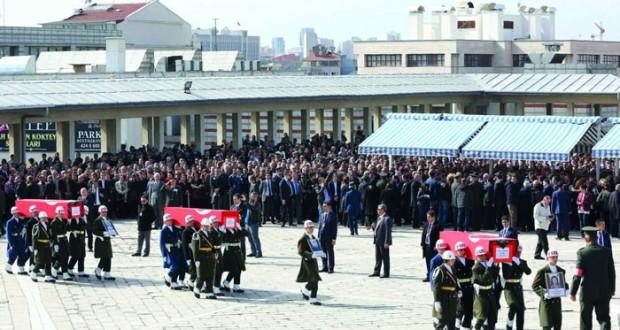 تركيا توقف 17 شخصا بعد اعتداء أنقرة .. والنيابة تعلن انتهاء التحقيق