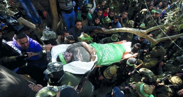 استشهاد عنصرين من حماس بانهيار نفق للمقاومة.. وجرافات الاحتلال تتوغل جنوب خان يونس