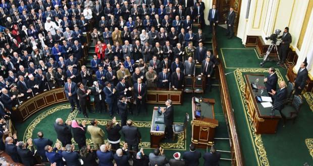 الرئيس المصري: كسرنا شوكة الإرهاب وبدأنا مرحلة الانطلاق .. وغايتنا إعادة بناء الدولة