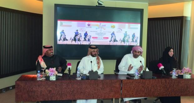 اليوم انطلاق بطولة كأس الخليج الأولى للسيدات للقدرة والتحمل بقطر