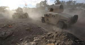 العراق : قوات مكافحة الإرهاب تدخل آخر معاقل الإرهاب بالرمادي