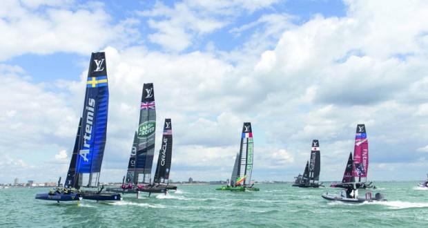 ست فرق عالمية تؤكد مشاركتها في الجولة الافتتاحية لسباق كأس أميركا للإبحار الشراعي بمسقط