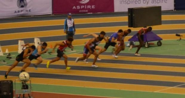 في بطولة آسيا لألعاب القوى: الإصابة تحرم الحارثي من الحصول على ذهبية سباق 60 مترا