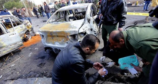 سوريا : انتحاري لـ«داعش» يحصد قتلى وجرحى بدمشق والجيش يدمر أوكارا للإرهابيين بدرعا