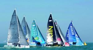 تحديات تكتيكية تشهدها القوارب التسعة منتصف المرحلة الثالثة من الدوحة إلى خصب
