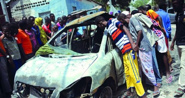 الصومال: 3 قتلى في اعتداء بمطار مقديشو