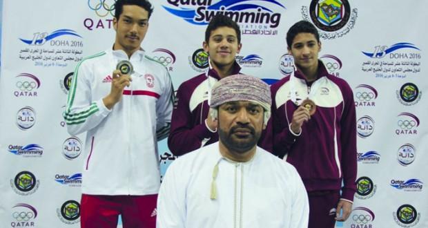 منتخبنا الوطني يضيف فضية 400 متر حرة عبر السباح العدوي